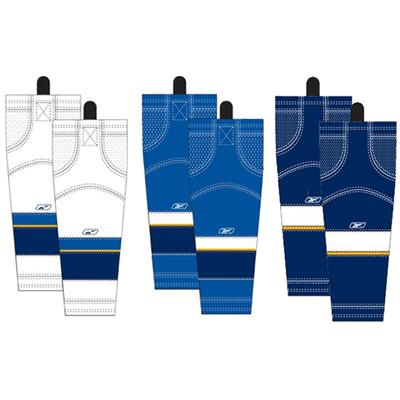 Reebok St. Louis Blues Edge SX100 Hockey Socks- 2014