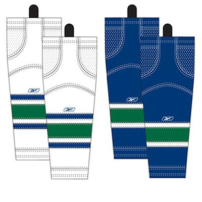 Reebok Vancouver Canucks Edge SX100 Hockey Socks