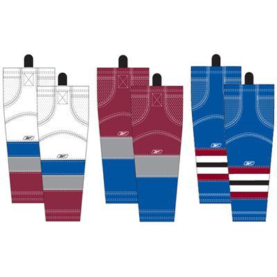 Reebok Colorado Avalanche Edge SX100 Hockey Socks
