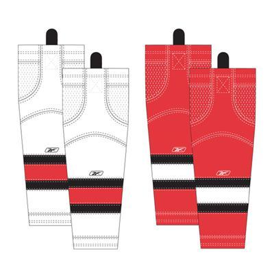 Reebok Carolina Hurricanes Edge SX100 Hockey Socks