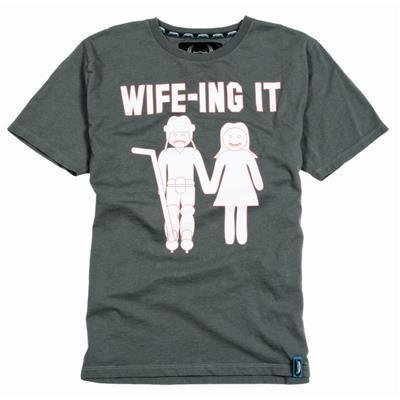 Gongshow Wifeing It Tee Shirt