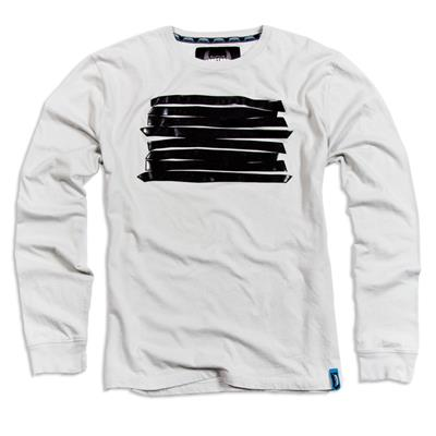 Gongshow Tape Up Long Sleeve Tee Shirt