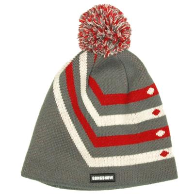 Gongshow Apples and Sauce Beanie Winter Hat