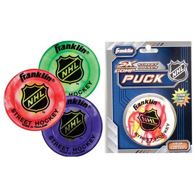 Franklin Extreme Color Hockey Puck