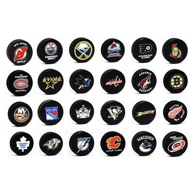 Sher-Wood NHL Basic Logo Puck