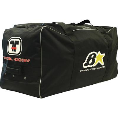 Brians Goalie Wheel Bag