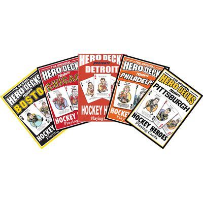 Hero Playing Cards