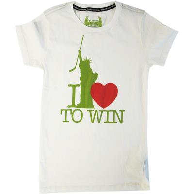Gongshow I Luv To Win Tee Shirt