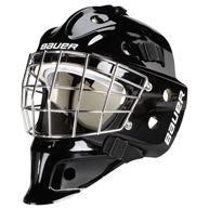 Learn to Play Goalie Bauer NME 3 Junior Goalie Mask