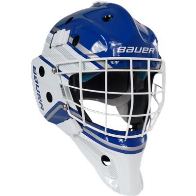 Bauer NME 5 Team Decal Goal Mask