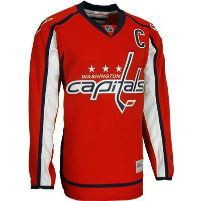 Reebok Washington Capitals Alex Ovechkin Premier Jersey