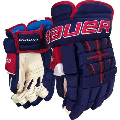 Bauer Pro 4-Roll Gloves