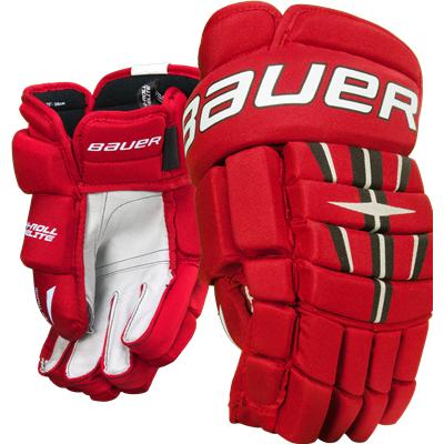 Bauer 4-Roll Elite Gloves