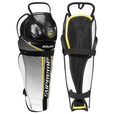 Bauer Supreme One40 Shin Guards