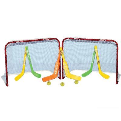 EZ Goal Folding Mini Goal Set - 2 Goals