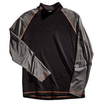 Warrior Game on Moc Performance Long Sleeve Shirt