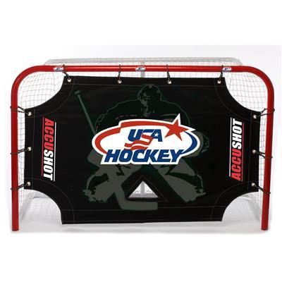 "Winnwell USA Hockey Shooting Target Accushot 54"""