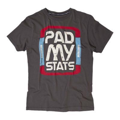 Gongshow Pad My Stats Tee Shirt