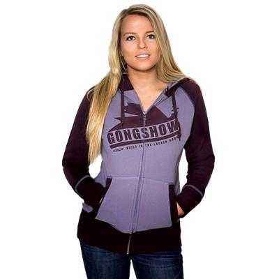Gongshow Stand Out Full Zip Hoody