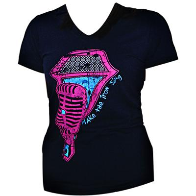 Gongshow Iron & Sing Tee Shirt