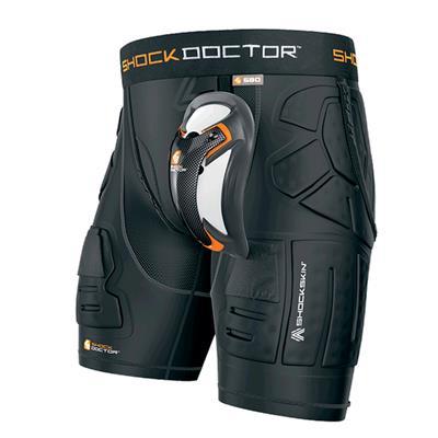 Shock Doctor 580 Shockskin Impact Short