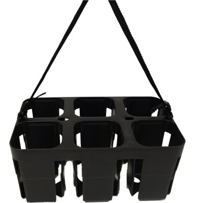 Sher-Wood Six Bottle Carry Case