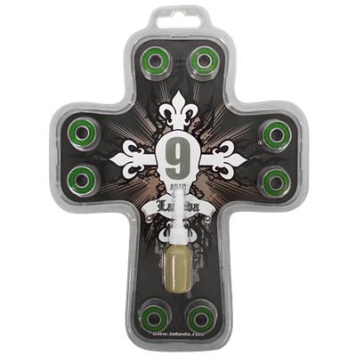 Labeda Cross ABEC 9 Bearings