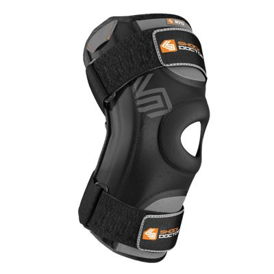 Shock Doctor 870 Knee Stabilizer with Flexible Support Stays