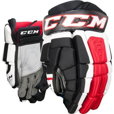 CCM U + Crazy Light Gloves