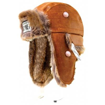 Gongshow Brown Trapper Winter Hat