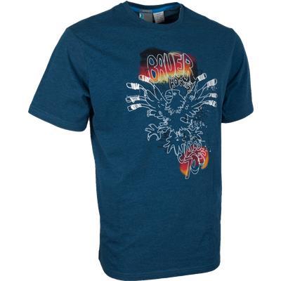 Bauer Hockey Hawk Tee Shirt