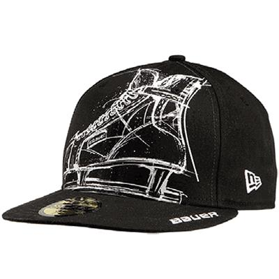 Bauer Skate Image 59FIFTY Fitted Hat