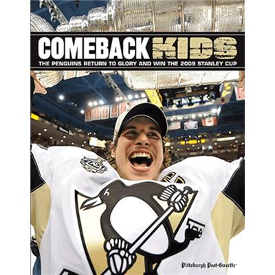Comeback Kids: The Pittsburgh Return to Glory and Win the 2009 Stanley Cup