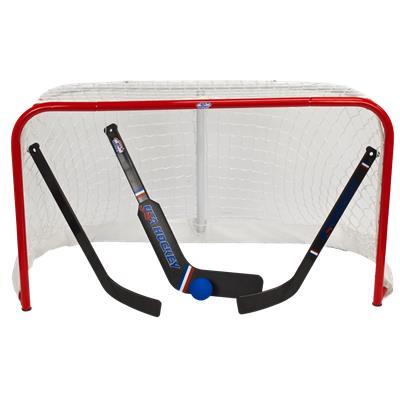 Winnwell USA Hockey Pro Style Mini Hockey Set