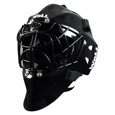 Wall USA Pro Active Black Goalie Mask