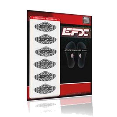 EFX Meridian Ortho Foot Holograms 6 Pack
