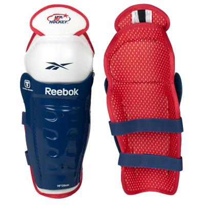 Reebok USA Hockey Learn To Play Shin Guards