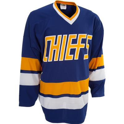 Mad Brothers Charlestown Chiefs Hockey Jersey