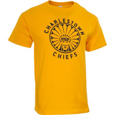 Mad Brothers Charlestown Chiefs Warrior Tee Shirt