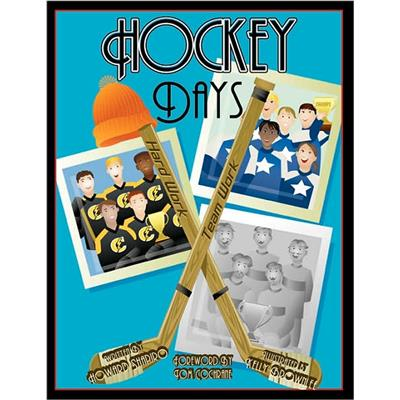 Hockey Days Book