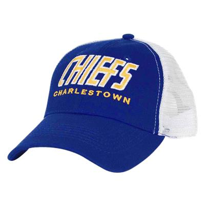 Mad Brothers Charlestown Chiefs Mesh Hat