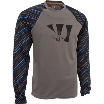 Warrior Long Sleeve Special Edition Printed Training Top