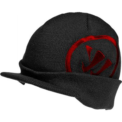Warrior Radar Brim Beanie Winter Hat