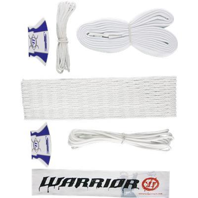 Warrior Player's Pocket Stringing Kit - Hard Mesh