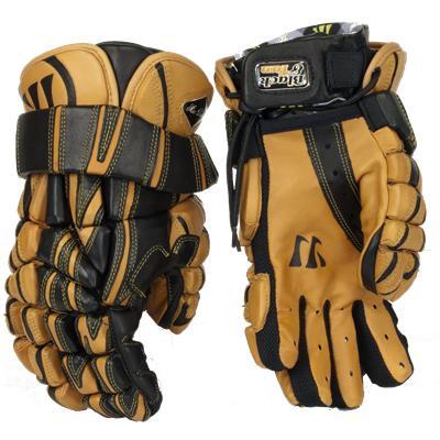 Warrior MacDaddy Black & Tan Gloves - Limited Edition