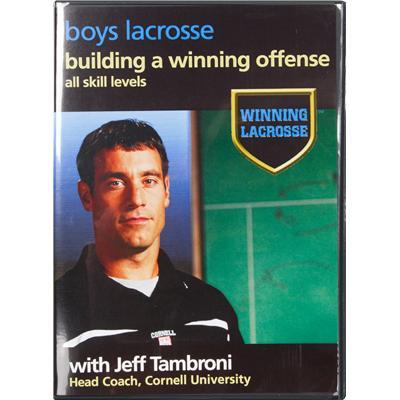 Brine Winning Lacrosse DVD - Advanced
