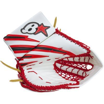 """Brians Pro Stock Halak """"Arch Graphic"""" Goalie Catch Glove"""