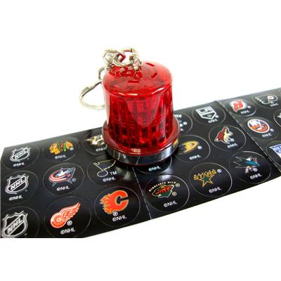 Fan Fever Mini Goal Light Key Ring