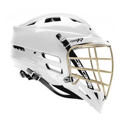 Cascade CPX-R Custom Helmet - Titanium Gold Mask