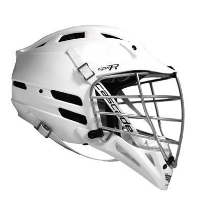 Cascade CPX-R Custom Helmet - Titanium Mask